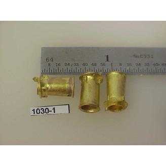 "1030-1 - HO Scale - Steam Loco,stack, 7/16"" high, 9/32"" diameter      Boo Rim  - Pkg. 1"