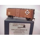 HO - Erie 1937 AAR Boxcar Car # 78886