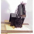 (O Scale) Redler 50 Ton Automatic Coal Loader (No Sand Tank or Sand House) - Price $875