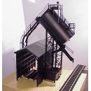 (HO Scale) Redler 50 Ton Automatic Coal Loader (No Sand Tank or Sand House)
