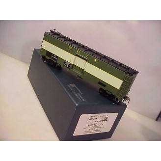 O Scale - Erie Boxcar (ex Erie express), road number 419013 (ice service)