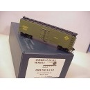 (HO Scale) Erie Milk Car 1935-37 Greenville, road number 6616