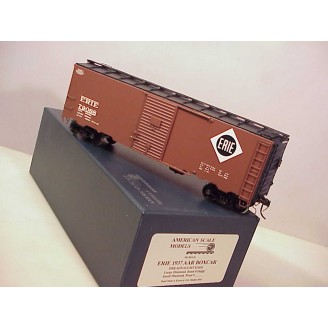 O Scale - Erie 1937 AAR Boxcar, road number 79088