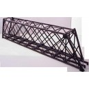 HO BRASS 139' Lattice Through Truss Bridge. Limited Run. Skewed Right