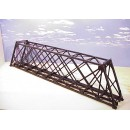 NOW IN STOCK 139' Lattice Through Truss Bridge. Limited Run. Straight Version -