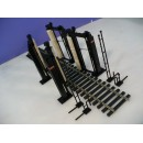 American Scale Models  Locomotive & Passenger Car Wash Rack BRUSH SECTIONS Set