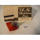 O Scale US Hobbies Steam Locomotive: Electrical Parts: Single Plate Rectifier   #114