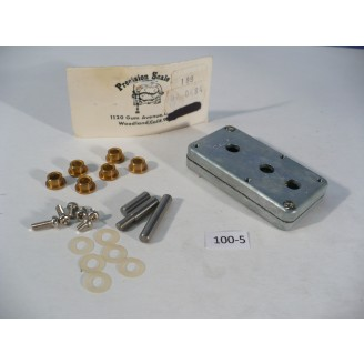 O Scale US Hobbies Diesel GearboxTransfer Case  #100-5