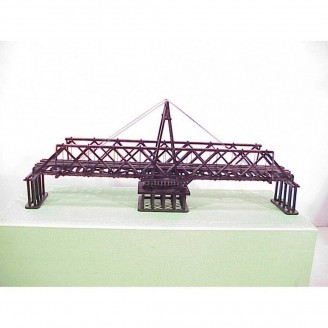NOW IN STOCK! 105' Wood Half-Truss Swing Bridge